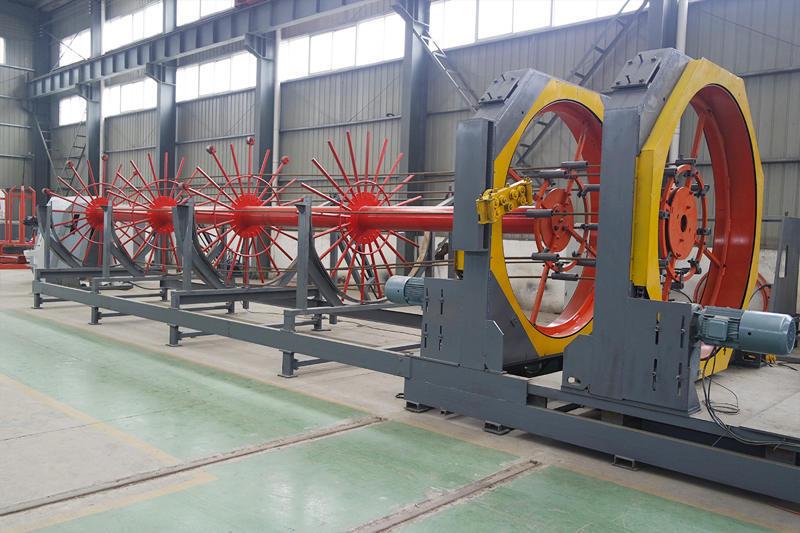 钢筋笼滚焊机工作原理及优势
