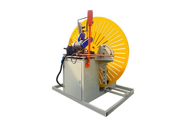 GLWY-2500自动焊弯圆机